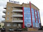 Гостиница Каспий, Астана