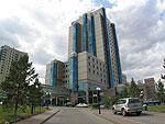 Гостиница Рамада Плаза, Астана