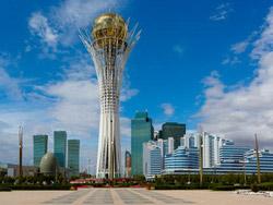 монумент Байтерек, Астана