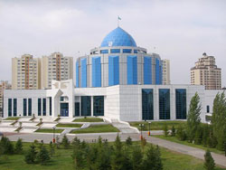 Presidential center of culture, Astana
