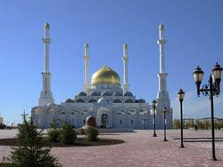 Nur-Astana central mosque, Astana
